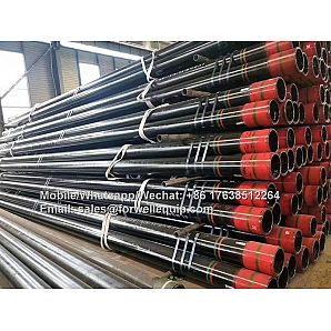 """Water well drilling casing 9-5/8"""" 47ppf N80Q API5CT"""
