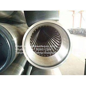 S13CR 80KSI Tubing Slotted Liner Super 13 Chrome Pipe