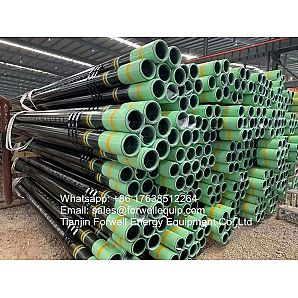 Premium Thread HSM-2 Casing String 140V used for deeper oil gas wells