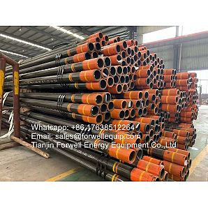 TPCQ Premium Thread Casing Pipe 125V for deepest exploratory well