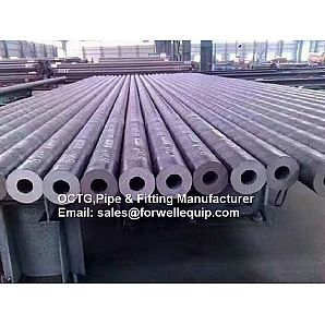 Seamless Pipe T95 Coupling stock