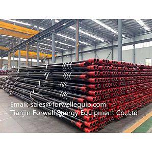 "Gas flare line tubing LTC 4-1/2"" 12.6ppf J55 Grade"