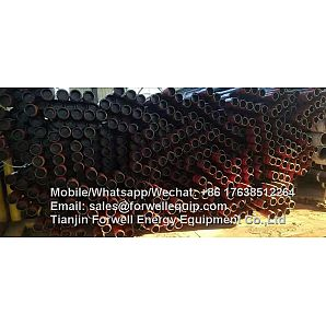 """Oil well tubing 2 7/8"""" (73mm) packer assembly for gas re-injection"""
